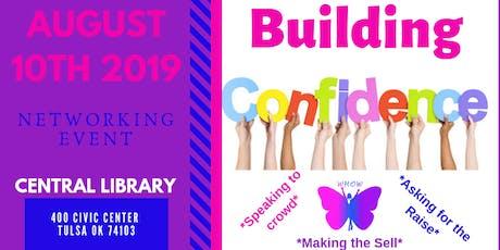 Building Confidence tickets