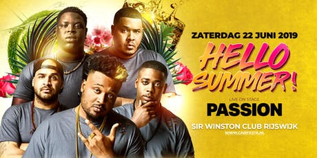 HELLO SUMMER! with PASSION (live) tickets