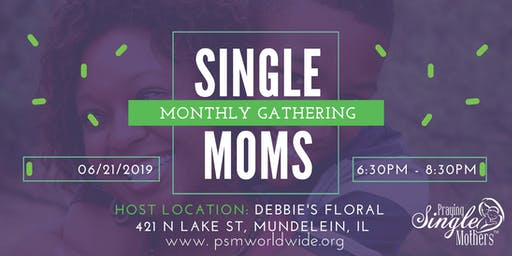 Single Moms Gathering