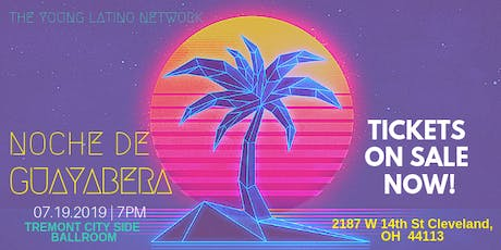 Noche de Guayabera: Miami Nights 2019  tickets