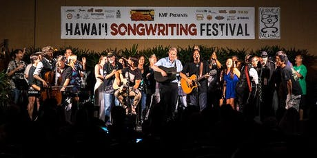 """Hit Makers"" Concert - 2019 Hawaii Songwriting Festival tickets"