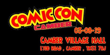 Camber Sands Comic Con tickets