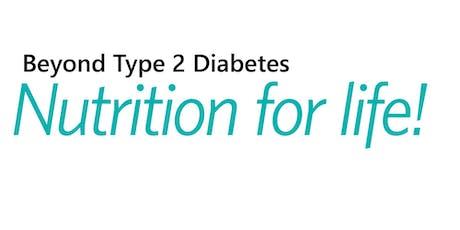 Beyond Type 2 Diabetes Workshop Devonport tickets