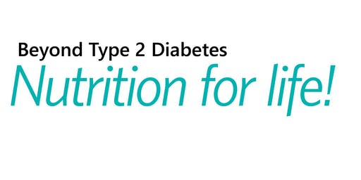 Beyond Type 2 Diabetes Workshop Devonport