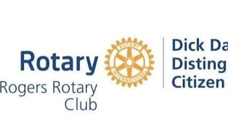 Rogers Rotary - Dick Daniel Award Luncheon - Honoring the Swearingen Family tickets