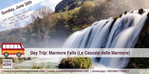 Day Trip: Marmore Falls | Le Cascate delle Marmore