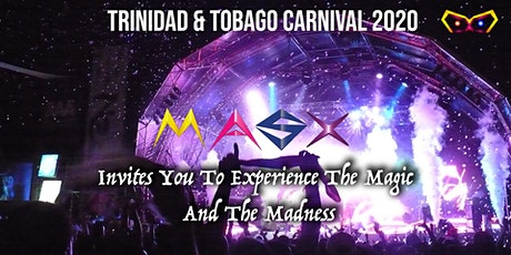 Trinidad and Tobago Carnival 2020 - The Magic and The Madness tickets