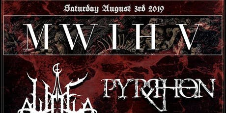 Medium Well In Hell V -  blackened meat and metal at The Maywood! tickets