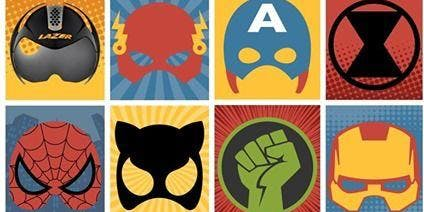 Avengers Camp 2 days 6/24 & 6/26
