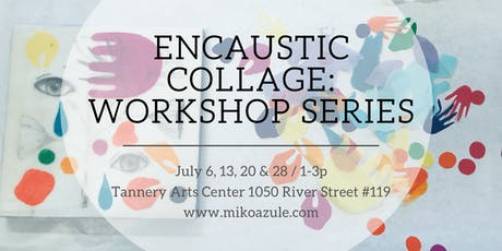 Encaustic Collage Workshop Series tickets