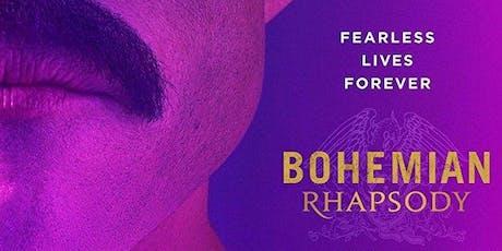 Bohemian Rhapsody tickets