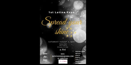 1st Latina Expo tickets