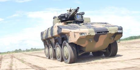 Repeat event - Industry Engagement Briefing - Rheinmetall Defence Australia - Adel 2 Jul 2019 tickets