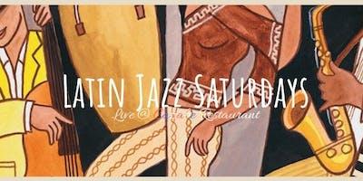Latin Jazz Saturdays w/ Joel Santiago & Friends