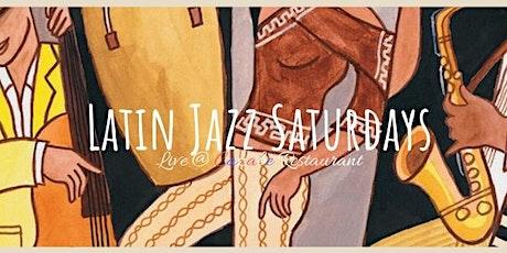 Latin Jazz Saturdays w/ Joel Santiago & Friends tickets