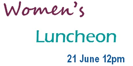 Women's Luncheon tickets