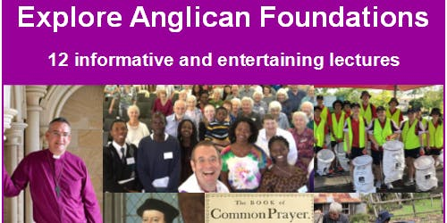 Audit Anglican Foundations (THL315)