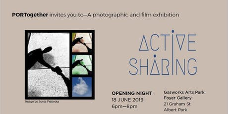 Active Sharing - PORTogether Exhibition tickets