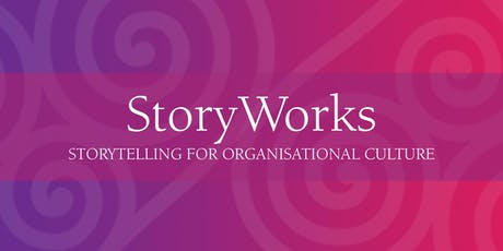 Story Works: Storytelling for Organisational Culture tickets