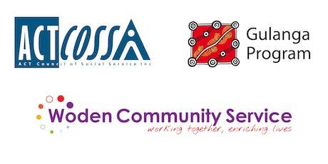 Cross-Sector Information Session: Aboriginal & Torres Strait Islander Focus - 22 August 2019 tickets