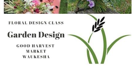 Garden Gathering Design tickets