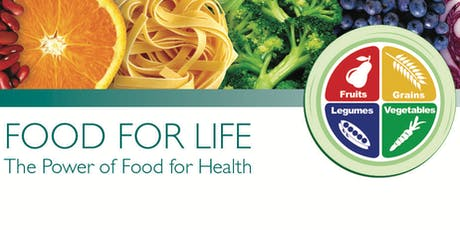Food For Life - Nutrition Essentials  tickets