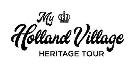 My Holland Village Heritage Tour (15 September 2019) tickets