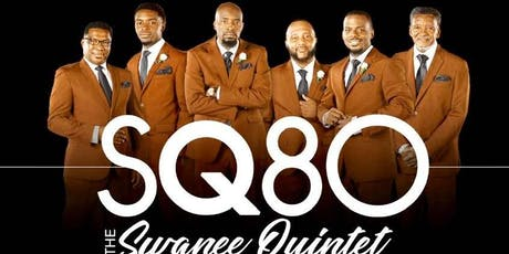 Swanee Quintet 1st Annual Gospel Showcase tickets