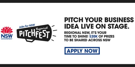 Regional Pitchfest: Local Heat – Armidale