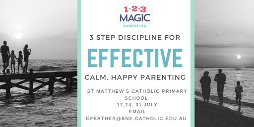 1,2,3 Magic Emotion Coaching Parent Course