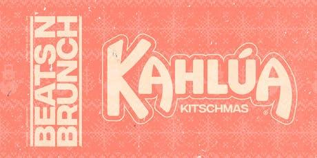 Beats N' Brunch: Kahlua Kitschmas tickets