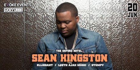 Evöke Events Presents: Sean Kingston  tickets