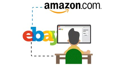 How to start selling on Amazon & eBay? Free Training! tickets