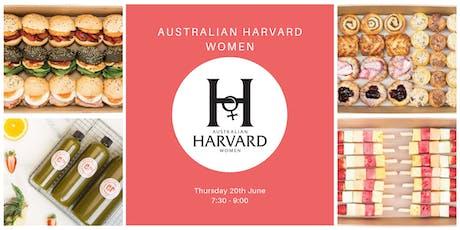 Sydney - Australian Harvard Women's Breakfast  tickets