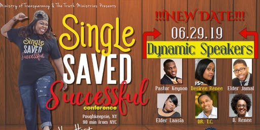 Single, Saved & Successful Conference 2019