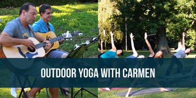 Outdoor Yoga with Carmen