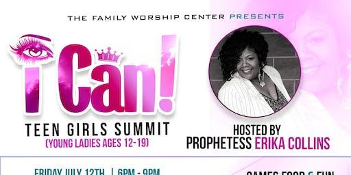 i Can! Teen Girls Summit
