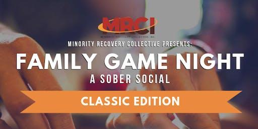 MRCI Family Game Night: Classic Edition