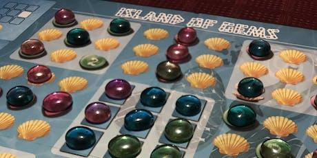 """Island of Gems"" Board Game Demo Night tickets"