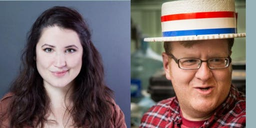 Haddon's Comedy Club presents: Sam Rager and Pat Sievert
