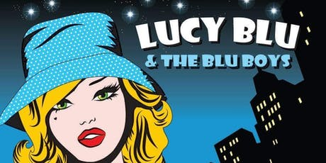 LIVE #AtTheENZ (Lower Mission): Lucy Blu & The Blue Boys tickets