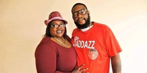 The Jefferson Presents....... Daddazz & Melissa MC