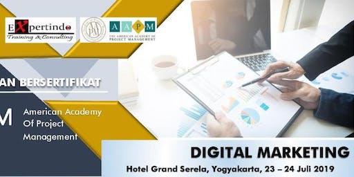 Pelatihan Digital Marketing Yogyakarta (BERBAYAR)