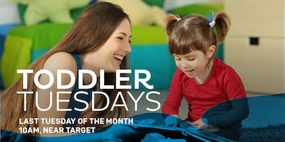 Toddler Tuesdays June