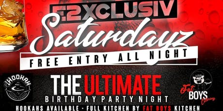 E2Xclusiv Saturdayz tickets