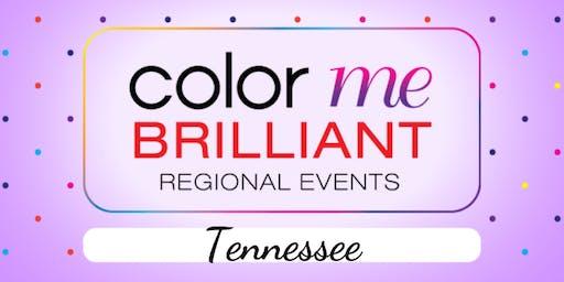 Color Me Brilliant-McMinnvielle, TN