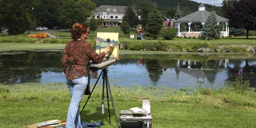 Monroe Plein Air Workshop