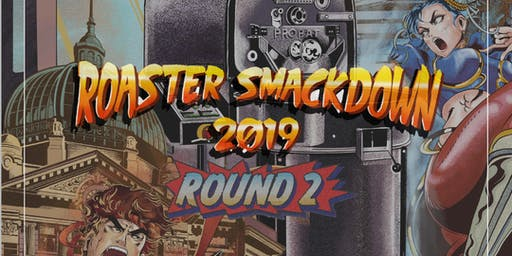 2019 Roasters Smackdown Public Judging Party - SYDNEY