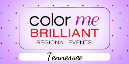 Color Me Brilliant-McMinnville, TN