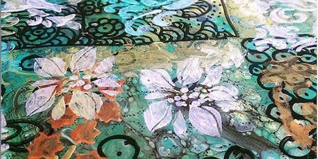 Winter Art Sesh - Introduction to Mixed Media 1 tickets